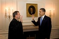 BARACK OBAMA SECOND OATH OF OFFICE