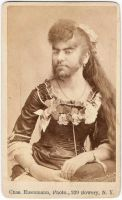 ANNIE JONES A BEARDED WOMAN