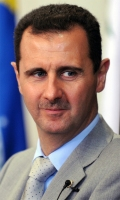 BASHAR AL ASSAD SYRIA