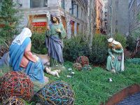 FALSE NATIVITY SCENE 2