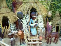 FALSE NATIVITY SCENE