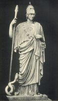ATHENA GREECE PERSONIFICATION