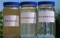 RECLAIMED WATER JARS