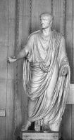 TOGA EMPEROR TIBERIUS