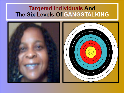 Targeted Individuals And The Six Levels Of GANGSTALKING